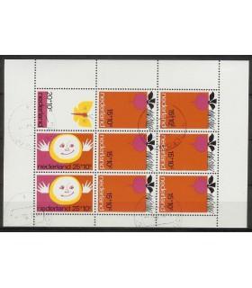 1001 Kinderzegel (o)