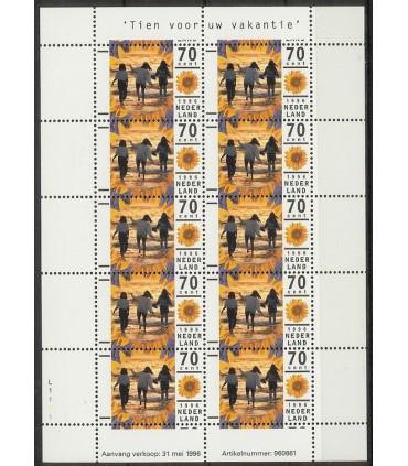 1678 Vakantiezegels (o)