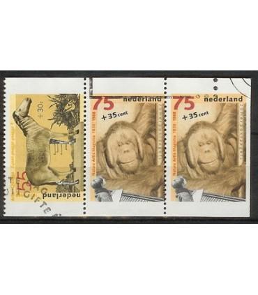 1402a - 1402c Zomerzegel (o)