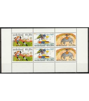1107 Kinderzegels (xx)