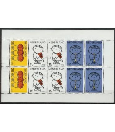 0937 Kinderzegels (o)