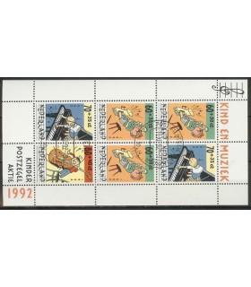 1541 Kinderzegels (o)