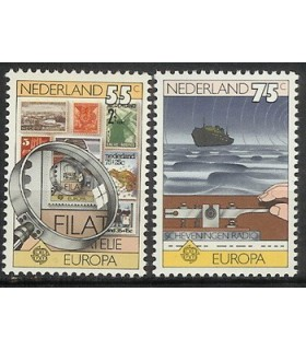 1179 - 1180 Europa-zegels (xx)