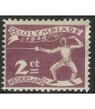 213 Olympiade zegel (x)