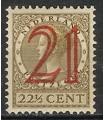 224 Hulpzegel (x)