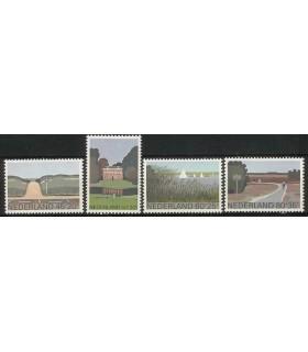 1194 - 1197 Zomerzegels (xx)
