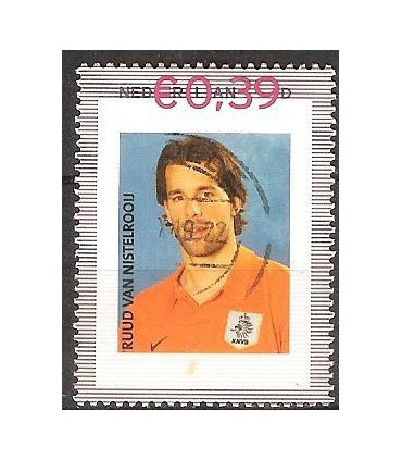 Voetbal Nistelrooy (o)