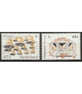 1225 - 1226 Europazegels (xx)