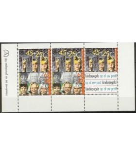 1236 Kinderzegels (xx)