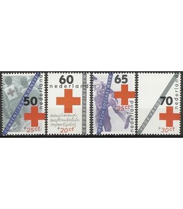1289 - 1292 Rode Kruis (xx)