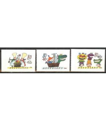 1927 - 1929 Kinderzegels (xx)