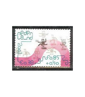 2012 Kinderzegel gestanst (xx)