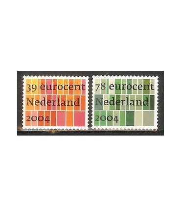 2250 - 2251 Zakelijke zegels (xx)