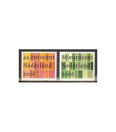 2485 - 2486 Zakenpostzegel (xx)