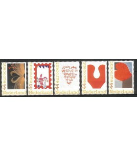 2562Ba - 2562Be Stamp Passion (xx)