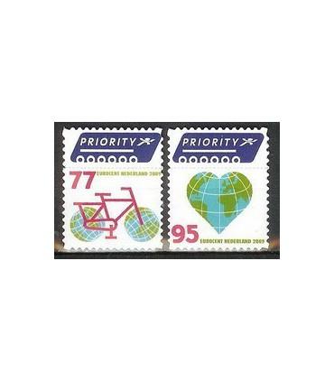 2621 - 2622 Europazegels (xx)