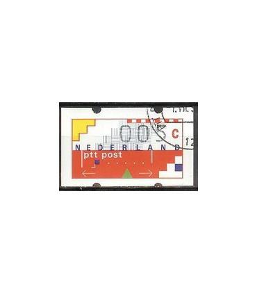 Automaatzegel 01 (o)