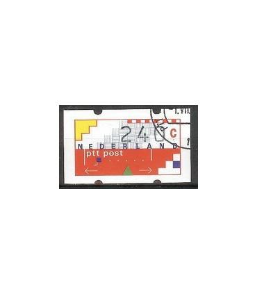 Automaatzegel 22 (o)