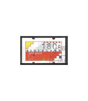 Automaatzegel 18 (o)