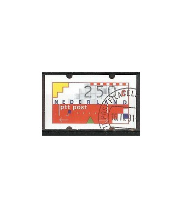 Automaatzegel 23 (o)