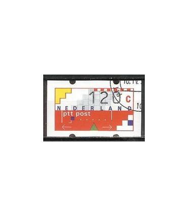 Automaatzegel 12 (o)