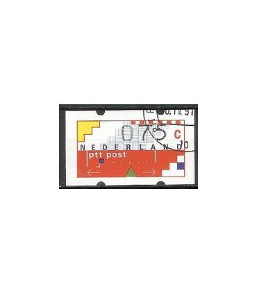 Automaatzegel 08 (o)