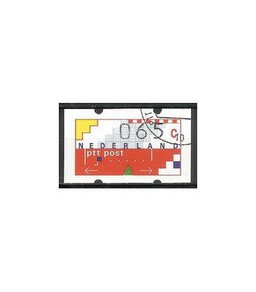 Automaatzegel 06 (o)
