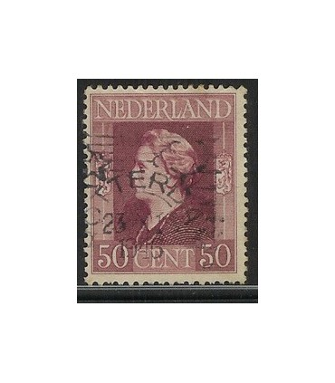 442 Bevrijdingszegel (o)