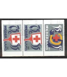 1384a - c Rode Kruis (o)