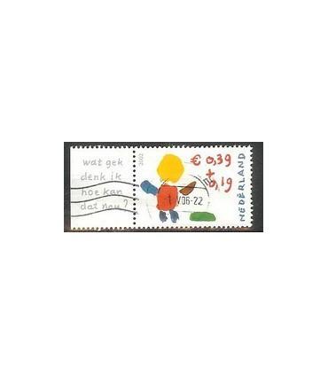2114d Kinderzegels TAB (o)