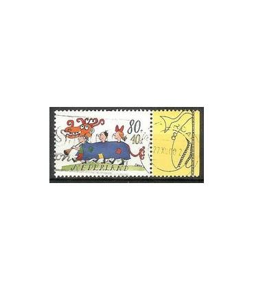 1930f Kinderzegel TAB (o)