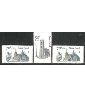 1328a - 1328c Zomerzegel los (xx)
