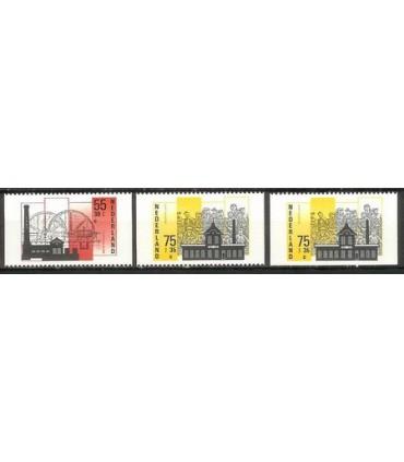 1375a - 1375c Zomerzegels los (xx)