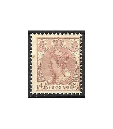 058 Koningin Wilhelmina (x)