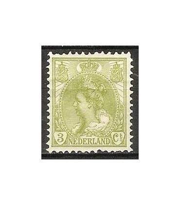 057 Koningin Wilhelmina (x)