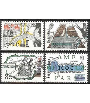 1694 - 1697 Ontdekingsreizen (xx)
