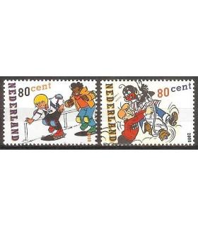 1919 en 1922 Strippostzegels (xx)