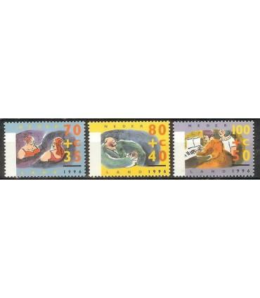 1673 - 1675 Zomerzegels (xx)