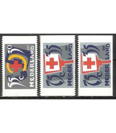 1384a - c Rode Kruis los (xx)