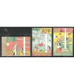 1624 - 1626 Kinderzegels (xx)