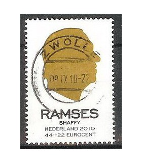 2716a Ouderenzegel Ramses (o)