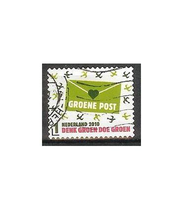 2740 DenkGroen Groene post (o)