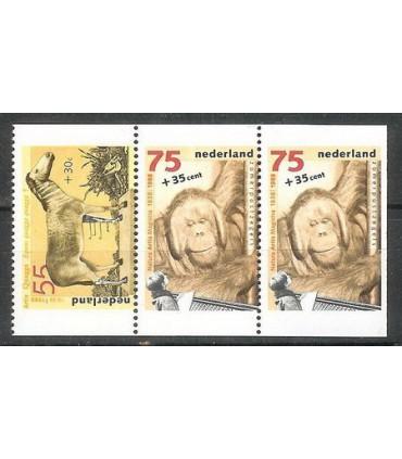 1402a - 1402c Zomerzegel (xx)