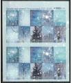 2530 - 2539 Decemberzegels heel vel (o)