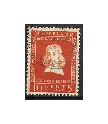 580 Riebeeckzegels (o)