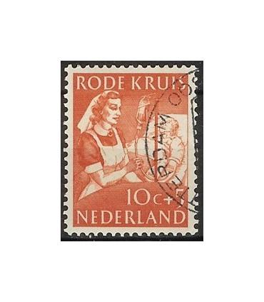 610 Rode Kruiszegels (o)