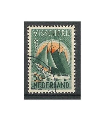 258 Zeemanszegels (o)