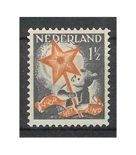 261 Kinderzegels (o)