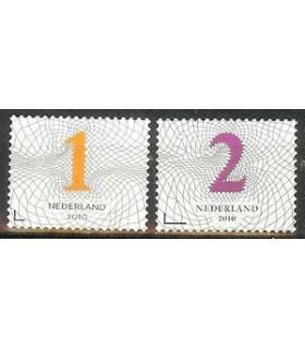 2748 - 2749 Zakenpostzegels (xx)
