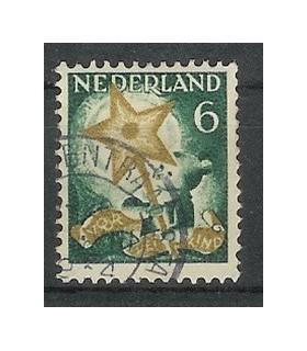263 Kinderzegels (o)